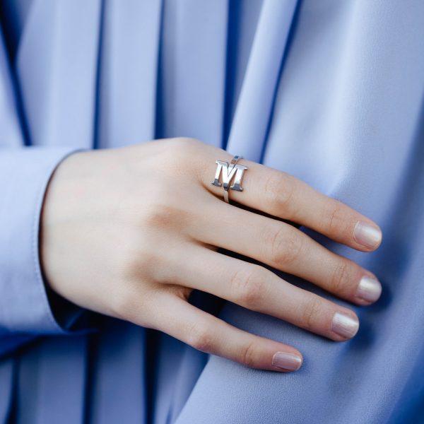 Δαχτυλίδι Γράμμα