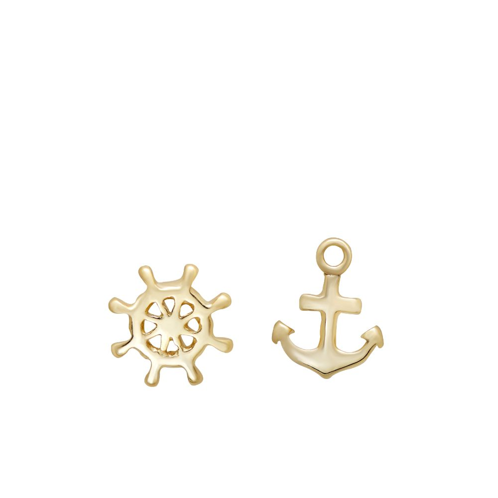 Σκουλαρίκια Άγκυρα-0