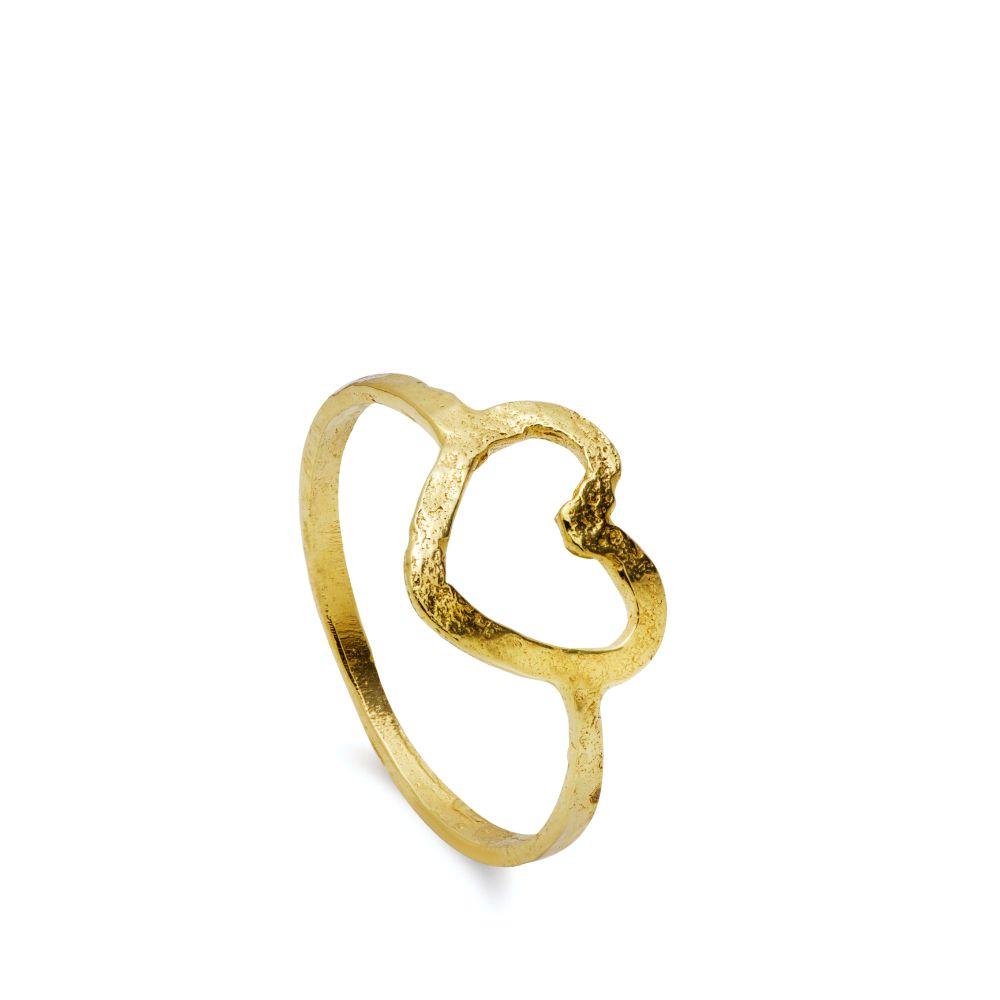 Δαχτυλίδι Καρδιά