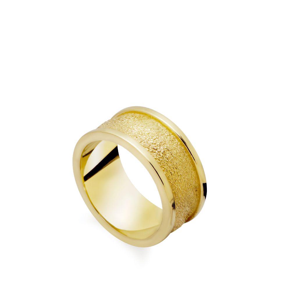 Δαχτυλίδι Ανάγλυφο Ασήμι 925