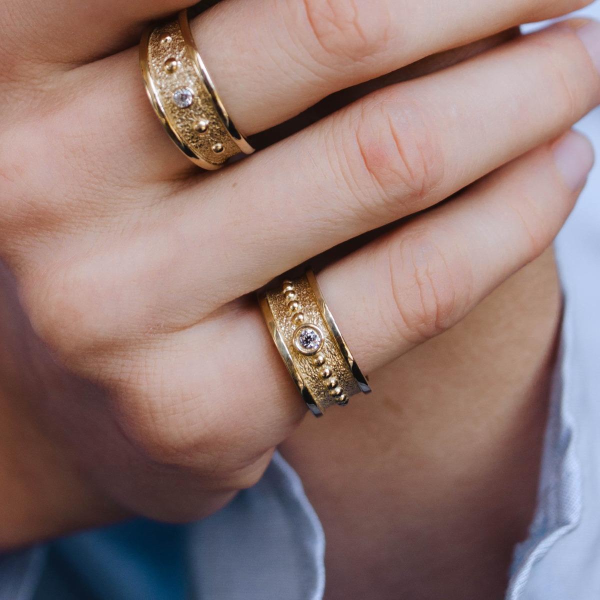 Δαχτυλίδι Μεγάλο με Πέτρα