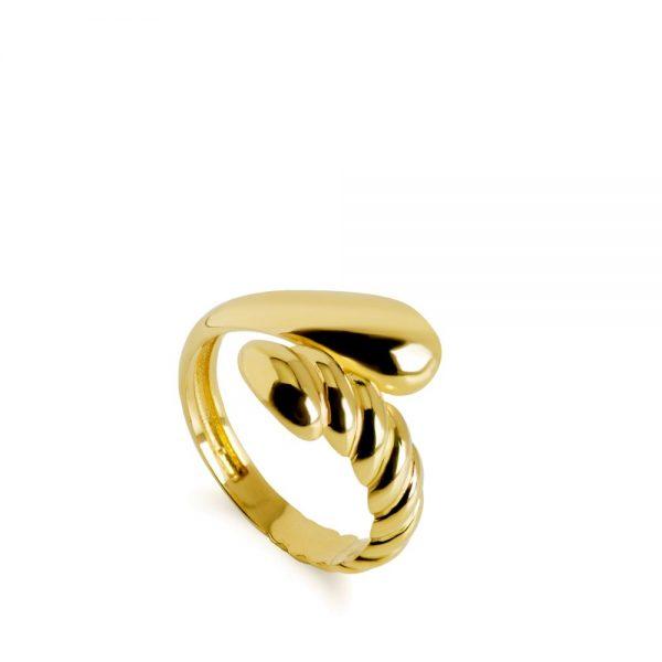 Δαχτυλίδι Twist Ασήμι 925