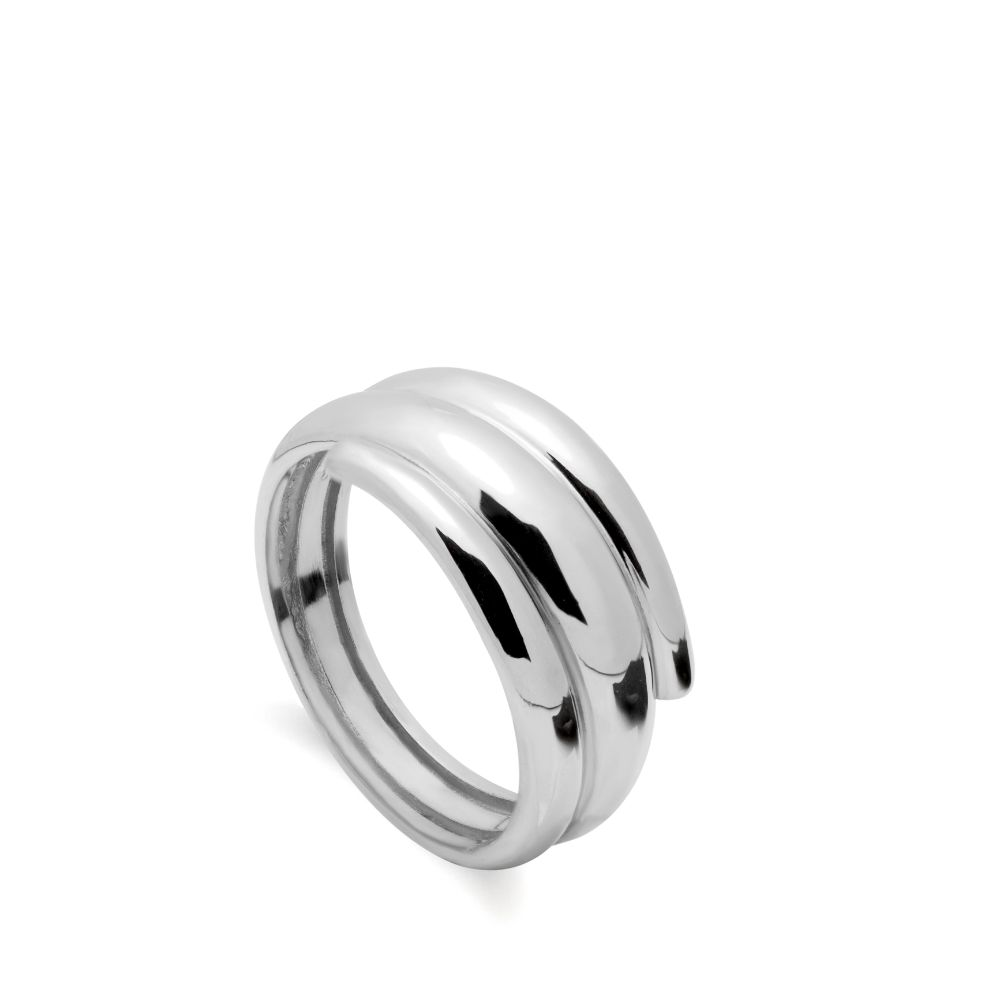 Triple Ring Sterling Silver