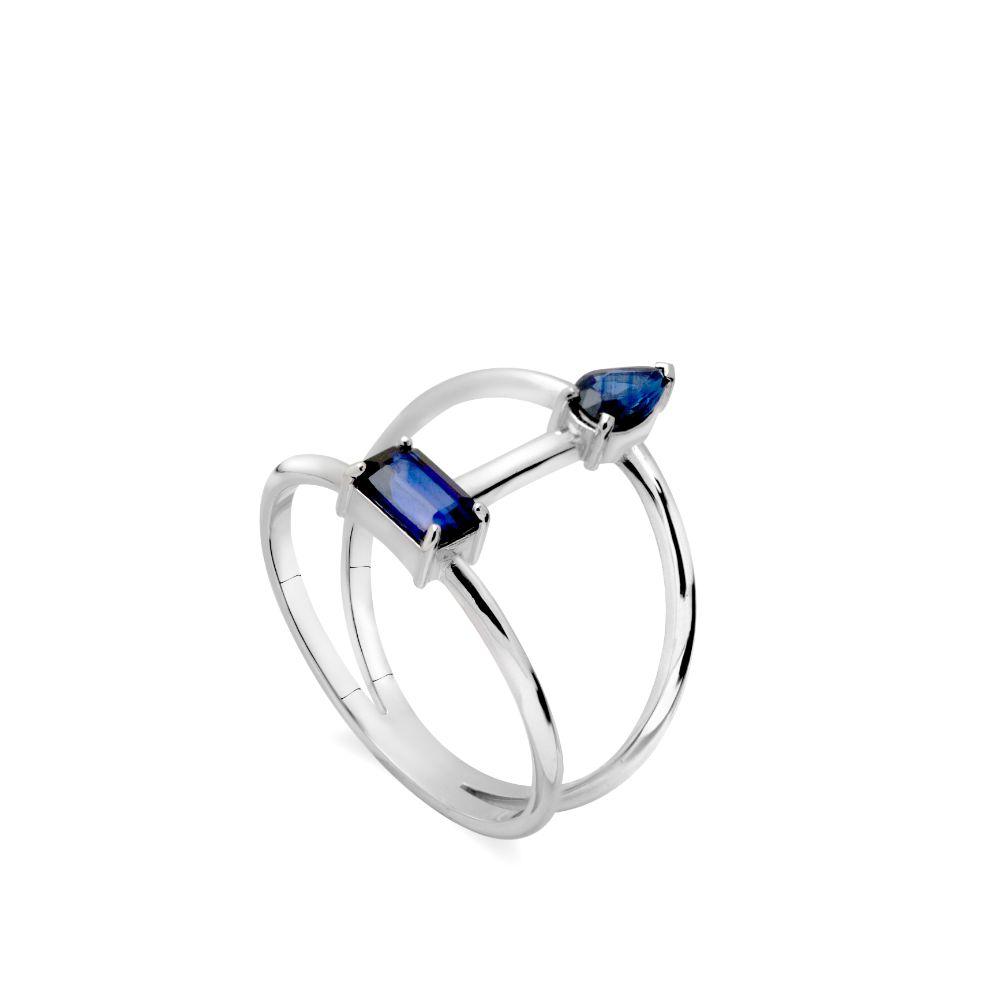 Δαχτυλίδι Ιδιαίτερο Ζαφείρια
