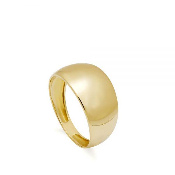 Statement Χρυσό Δαχτυλίδι 14Κ