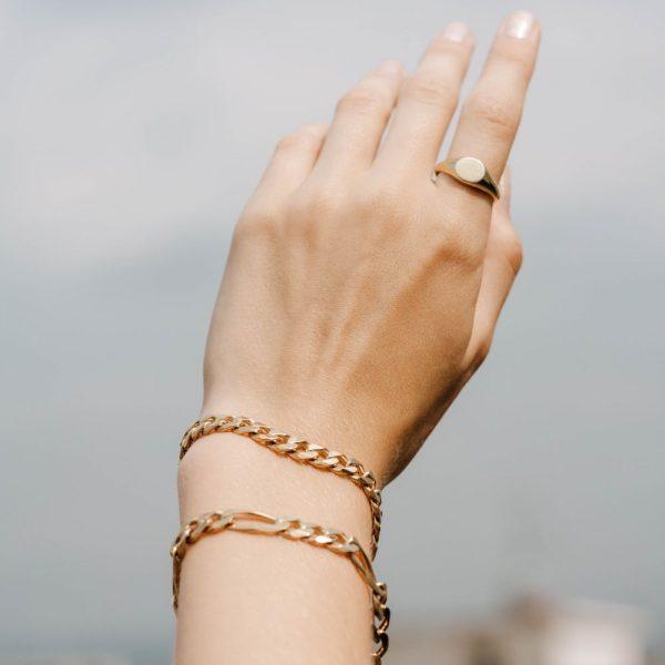 Δαχτυλίδι με Μονόγραμμα Σεβαλιέ
