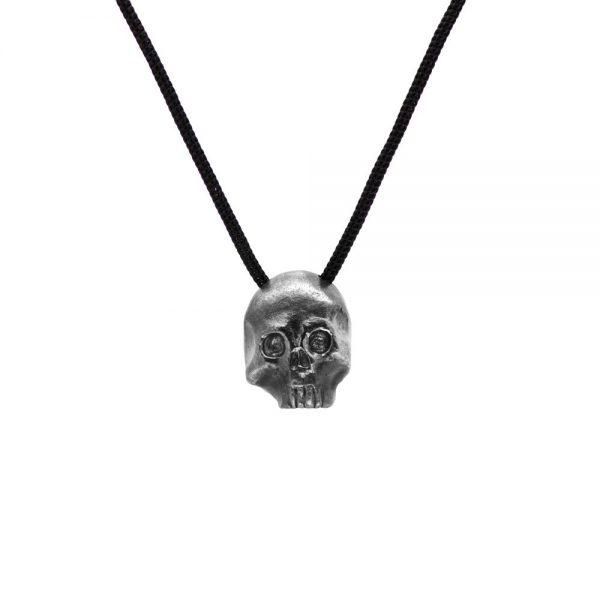 Ανδρικό Κολιέ Skull