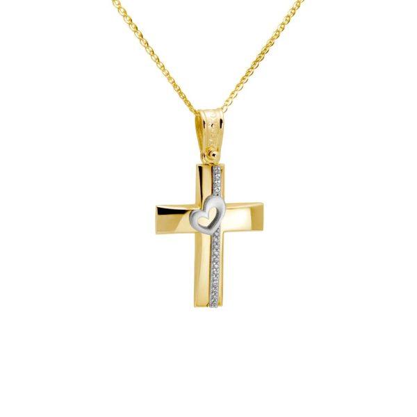 Μέταλλο: Χρυσός 14Κ 100% χειροποίητο