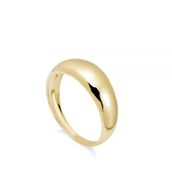 Statement Δαχτυλίδι Χρυσό 14Κ